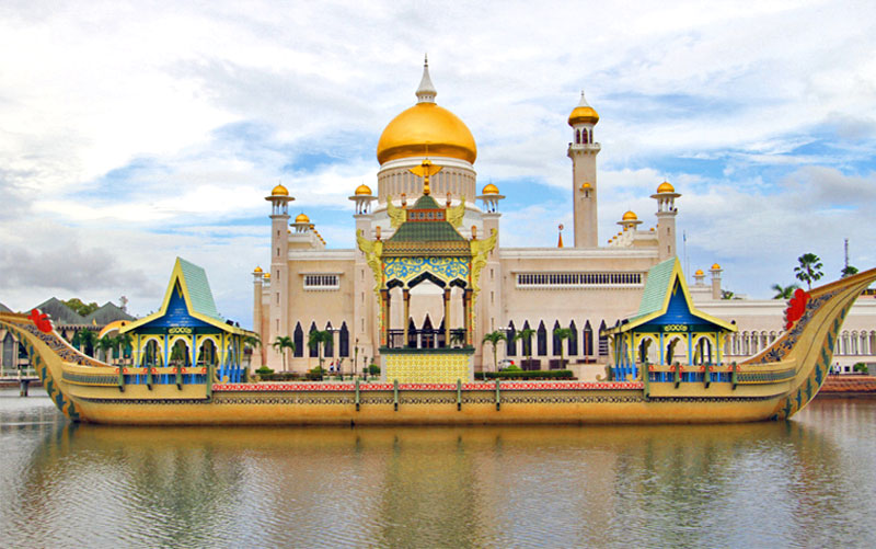 Bangkok-Brunei Package Tour