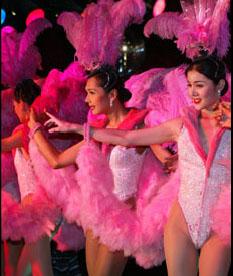 Calypso Cabaret Show, Bangkok
