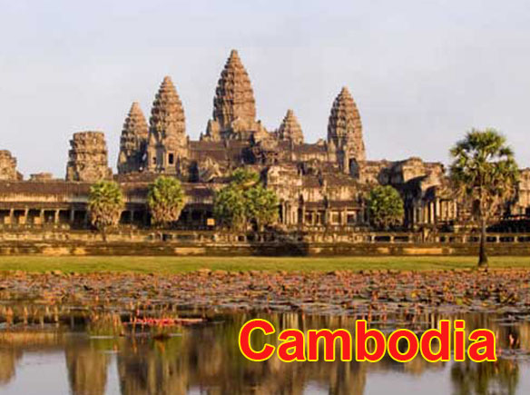 Indochina package tour
