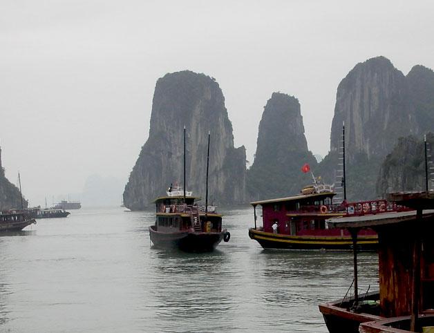 Hanoi-Halong tour