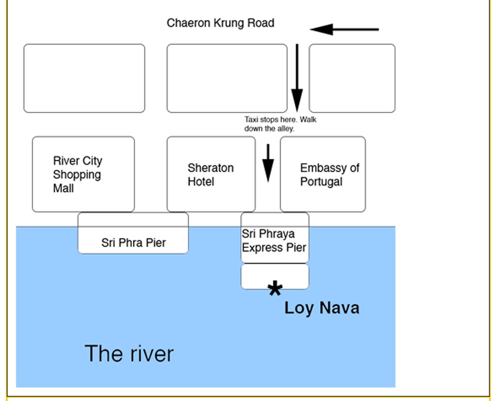 Loy Nava Cruise