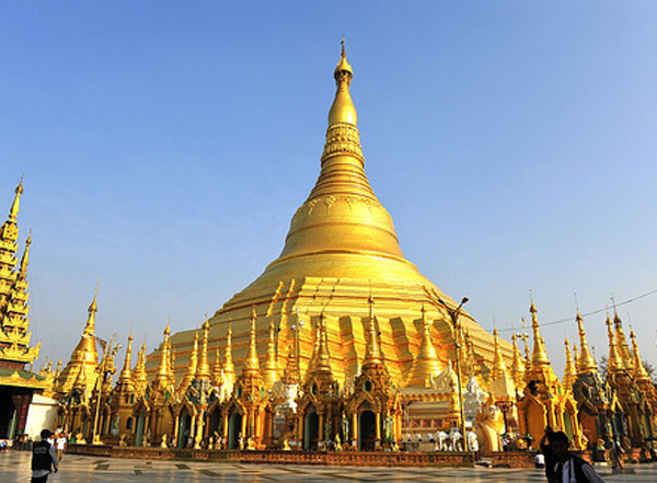 Bangkok-Myanmar package tour