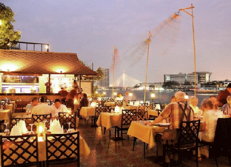 Thai Restaurant Chao Phraya River