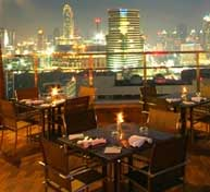 The Roof Restaurant on the top of Siam @ Siam Design Hotel & Spa