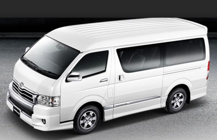 Toyota Ventury Minivan
