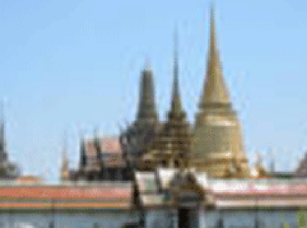 the Emeral Buddha Temple and the Grand Palace